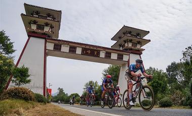 第十屆環鄱陽湖國際自行車賽第九賽段賽況