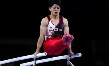 體操世錦賽男子團體決賽:日本隊獲季軍