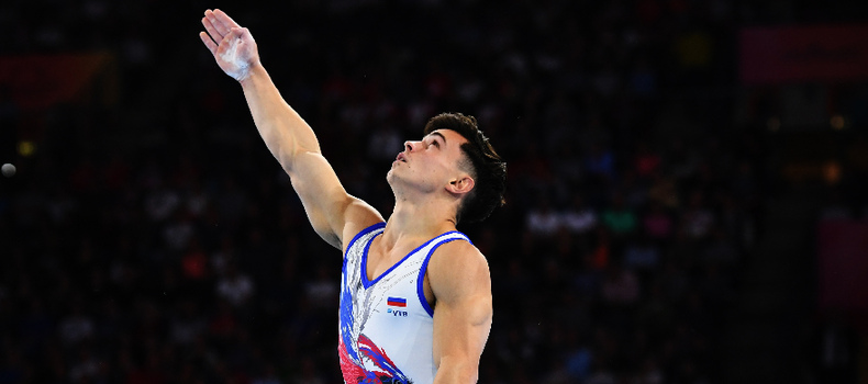 世錦賽男子團體決賽:俄羅斯隊奪得冠軍
