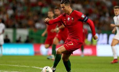 歐洲杯預選賽:葡萄牙勝盧森堡