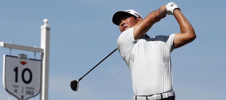 高爾夫美巡賽:張新軍獲休斯敦公開賽總成績第四
