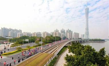 聚焦馬拉松攝影大賽 每一座城市都是一曲樂章