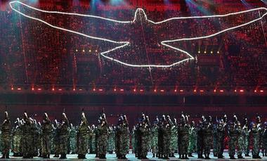 退伍不退場,軍運會再續軍人情——退伍軍人的軍運時間