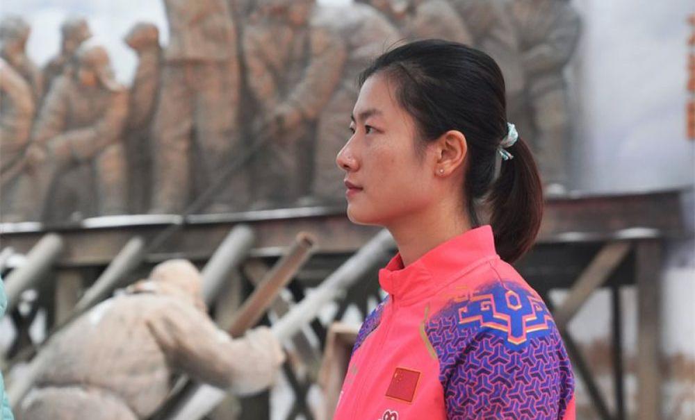 """多支""""國字號""""隊伍參觀慶祝新中國成立70周年大型成就展"""