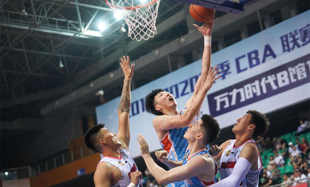 新疆男籃:新賽季力爭再奪總冠軍