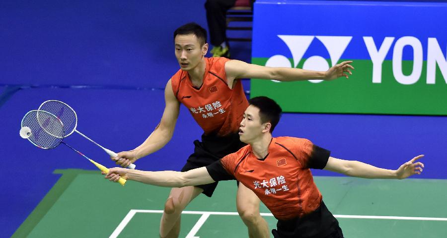 香港羽毛球公开赛:欧烜屹/张楠晋级