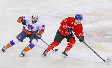 絲路冰球超級聯賽:梁文斌進球 吉林市城投隊憾負俄羅斯涅瓦河