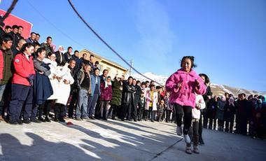 全民健身:高原鄉村運動會
