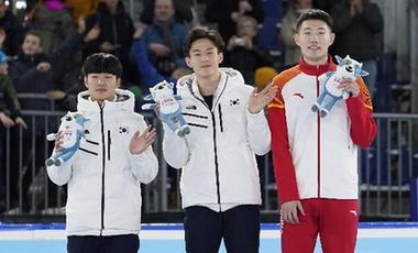 冬青奧會短道賽場韓國強勢 李孔超摘銅