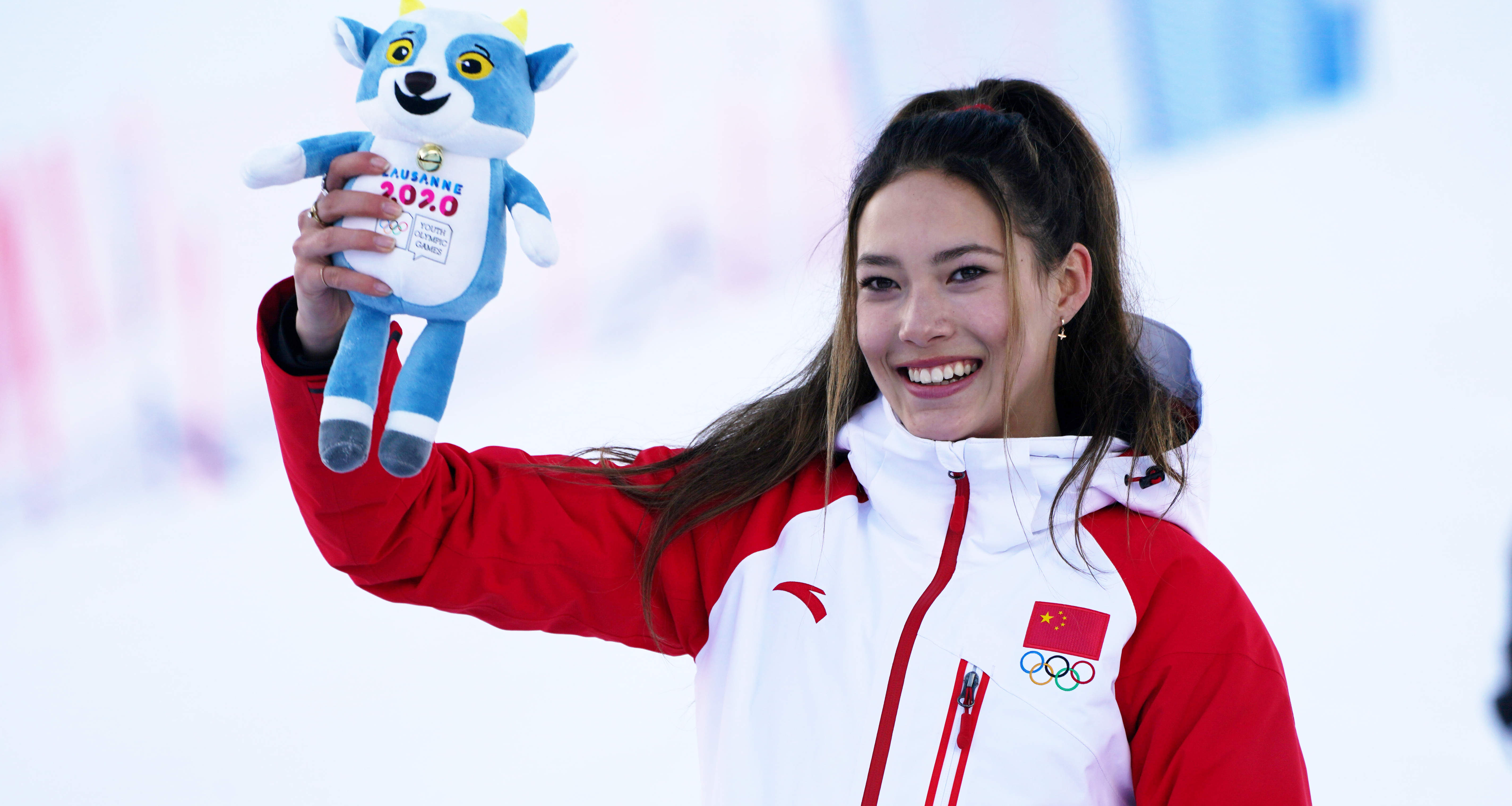 冬青奧會自由式滑雪:谷愛凌獲女子坡面障礙技巧亞軍