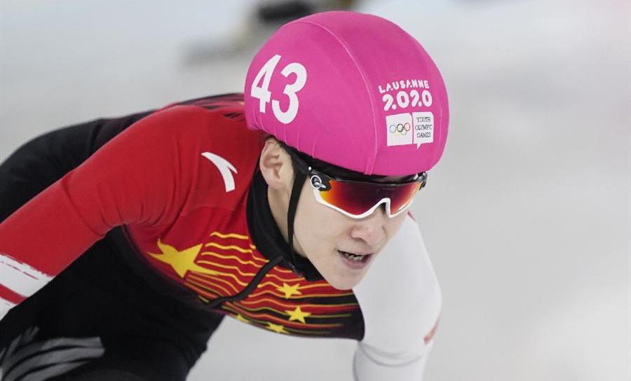 冬青奧會中國短道再摘銅