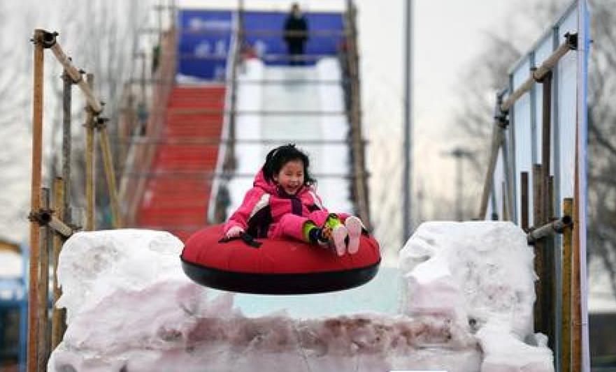 北京冰雪运动发展强劲:赛事多、人数多、设施多