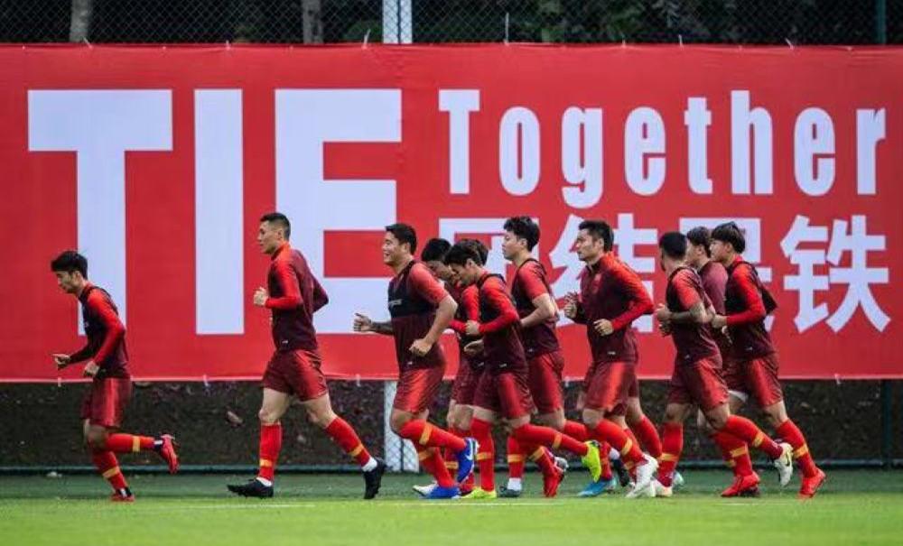 李鐵滿意國足集訓:球員基本達到職業生涯最好狀態