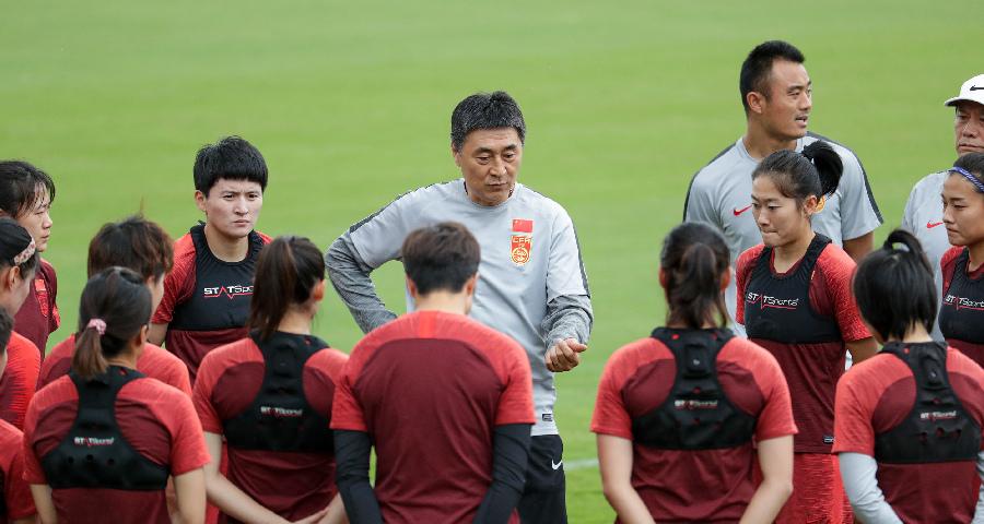 中国女足抵达悉尼 备战奥运会预选赛