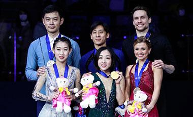 花滑四大洲錦標賽中國組合奪雙人滑冠亞軍