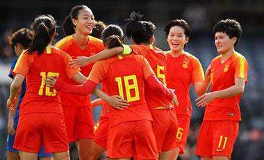 """""""隔離期大家互相鼓勵 奧運會一定要衝進去""""——專訪中國女足後衛羅桂平"""