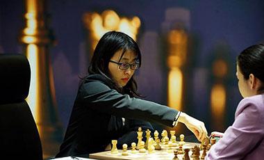 不獨行 不放棄——專訪三屆國際象棋世界棋後居文君