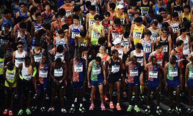 中國馬拉松從業者聚焦疫情下的東京馬拉松