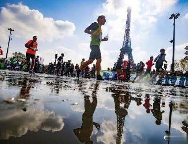 巴黎馬拉松因新冠肺炎疫情推遲至10月舉行