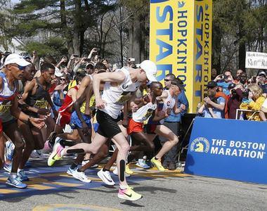 美國高爾夫球大師賽、波士頓馬拉松因疫情推遲