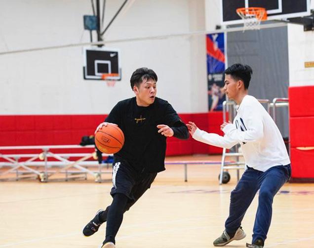 全民健身:體育館裏來健身