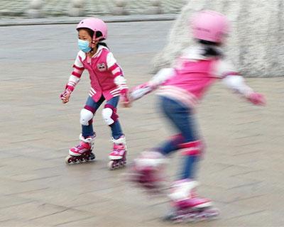 全民健身:享受運動快樂