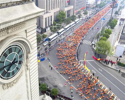 2019第三屆中國馬拉松攝影大賽優秀入圍名單公布