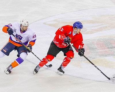 冬奧會男子冰球國家隊啟動為期兩月集訓選拔