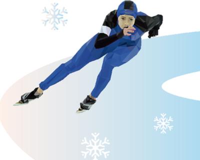"""圖解北京冬奧項目①——時速爭鋒的""""速度滑冰"""""""