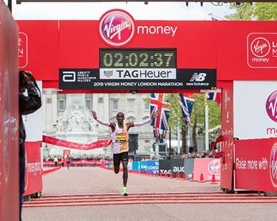 倫敦馬拉松將只允許精英運動員參賽