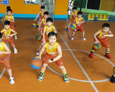 河北安平:開心籃球 樂享暑假