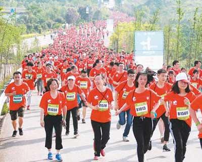 """中國田徑協會打造""""跑遍中國""""線上馬拉松係列賽,鼓勵路跑行業共同構築多維度賽事場景"""