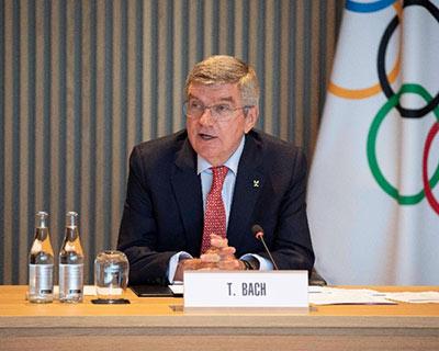 東京奧組委主席:巴赫可能下月訪問日本