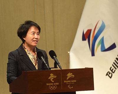 創新務實應對挑戰 有序推進冬奧籌辦——專訪北京冬奧組委專職副主席、秘書長韓子榮
