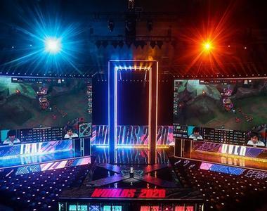 6000余名觀眾現場觀賽 英雄聯盟全球總決賽SN以1:3惜敗DWG