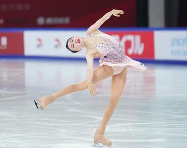 花樣滑冰中國杯:女單短節目賽況