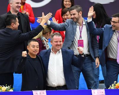 國際乒聯首席執行官:中國證明了有能力幫助體育回到國際舞臺