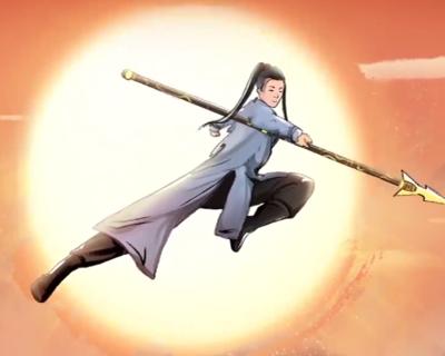 中華武魂(一):青城武術