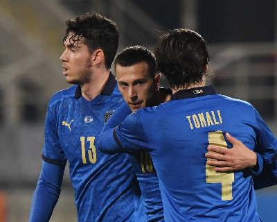 國際足聯公布最新排名 意大利重返前十