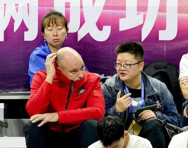 疫情期間,請珍惜每場比賽——專訪中國重劍隊主教練雨歌