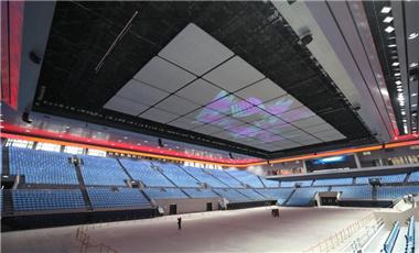 首都體育館改擴建工程等4個冬奧項目完工