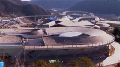 冬奧明珠綻放光芒——北京2022年冬奧會延慶賽區全面完工