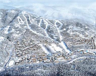 張家口76個冬奧項目全部建成 為測試活動做好準備