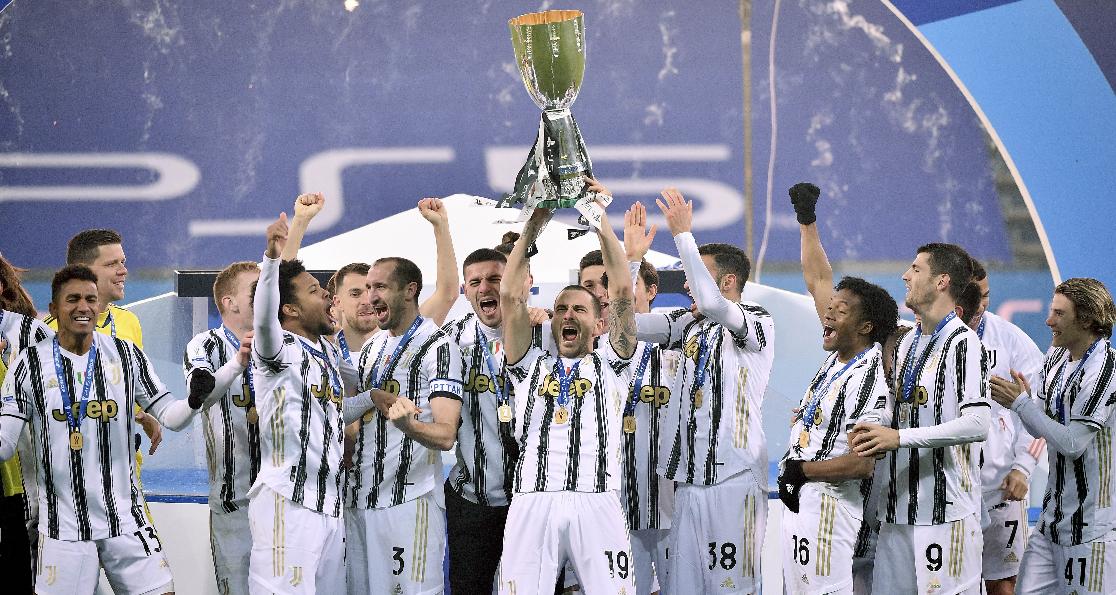 意大利超級杯:尤文圖斯奪冠