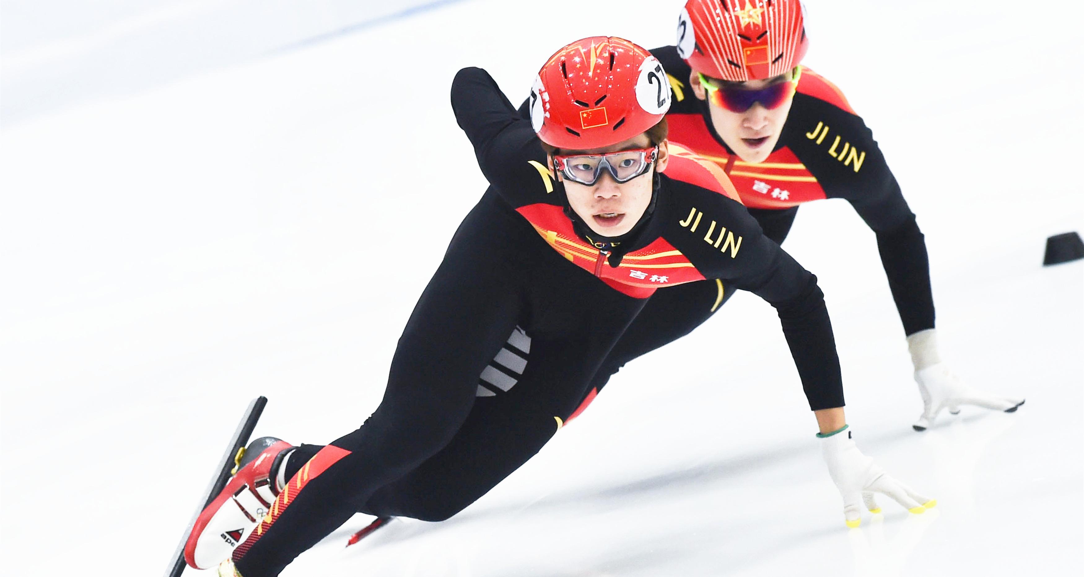 積極備戰,中國冬奧軍團為參賽精彩而衝刺