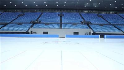 """揭秘! """"科技范兒""""的首都體育館裏""""最美的冰"""""""