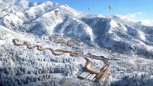 走近冬奧 背景資料:五年來,北京冬奧籌辦這樣走過