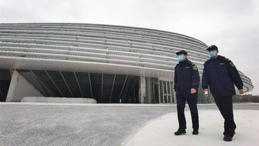 走近冬奧 備戰2022冬奧會 北京海關全力做好各項通關監管服務