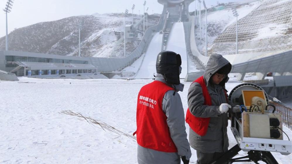 走近冬奧 張家口賽區:電力係統全力保障冬奧籌辦