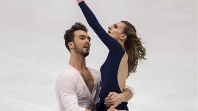 走近冬奧 中國是福地,期待回到北京參加冬奧——專訪法國冰舞世界冠軍西澤龍